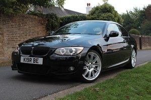 2011 BMW 325D M SPORT COUPE LCI *SOLD, SIMILAR REQUIRED* SOLD