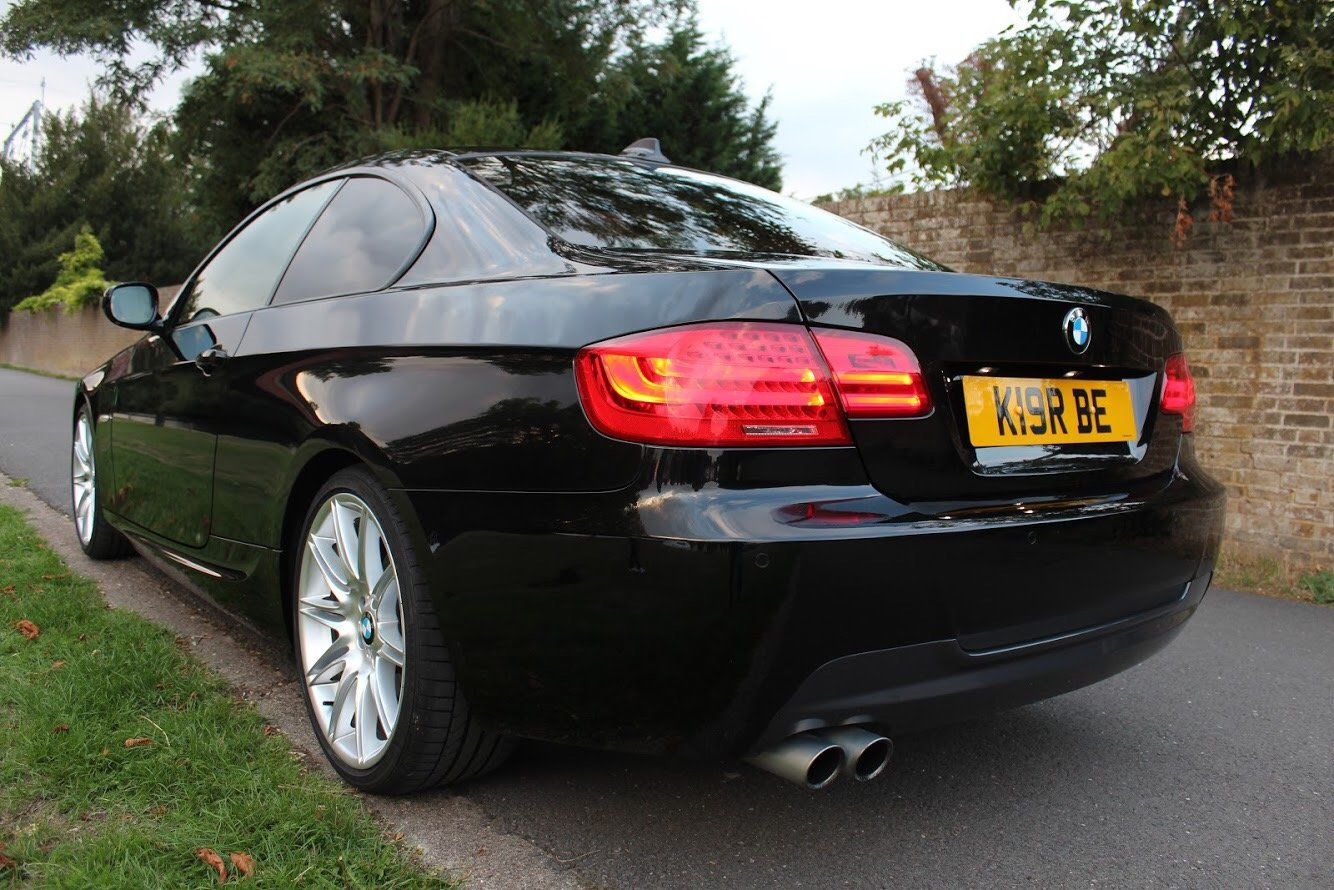 2011 BMW 325D M SPORT COUPE LCI *SOLD, SIMILAR REQUIRED* SOLD (picture 2 of 5)