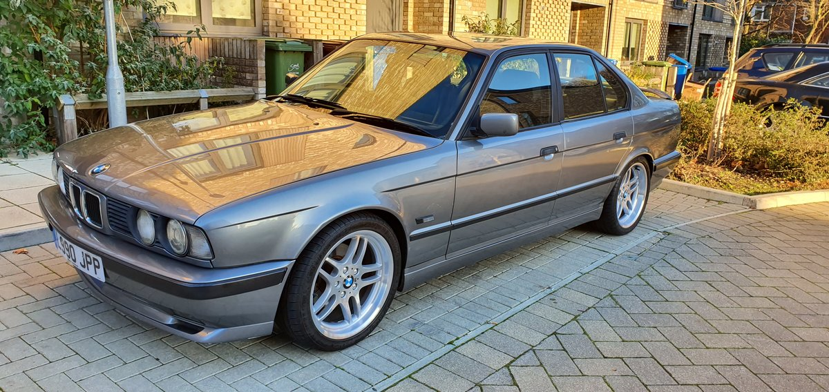 1994 BMW E34 525I Sport Manual  For Sale (picture 4 of 6)
