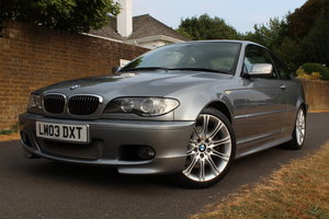 2002 BMW 330CI SPORT *SOLD SIMILAR ALWAYS REQUIRED* SOLD