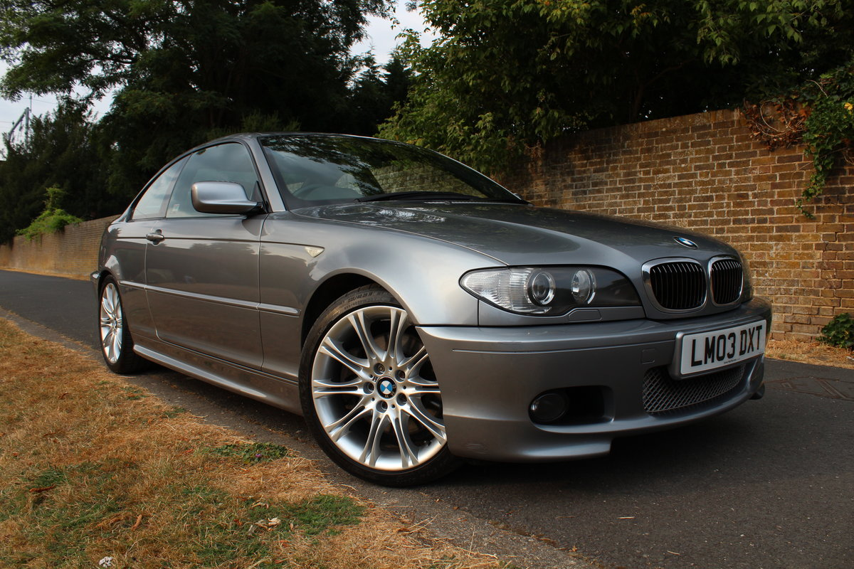 2002 BMW 330CI SPORT *SOLD SIMILAR ALWAYS REQUIRED* SOLD (picture 2 of 6)