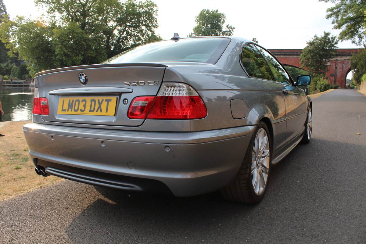 2002 BMW 330CI SPORT *SOLD SIMILAR ALWAYS REQUIRED* SOLD (picture 4 of 6)