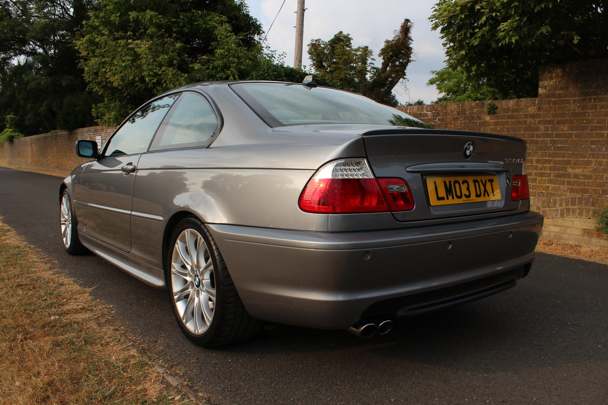 2002 BMW 330CI SPORT *SOLD SIMILAR ALWAYS REQUIRED* SOLD (picture 5 of 6)