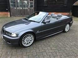 2003 E46 330 M Sport Convertible - Tuesday 10th December 2019 For Sale by Auction