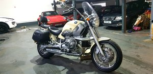 1998 BMW R1200C 'James Bond Bike' only one owner from new