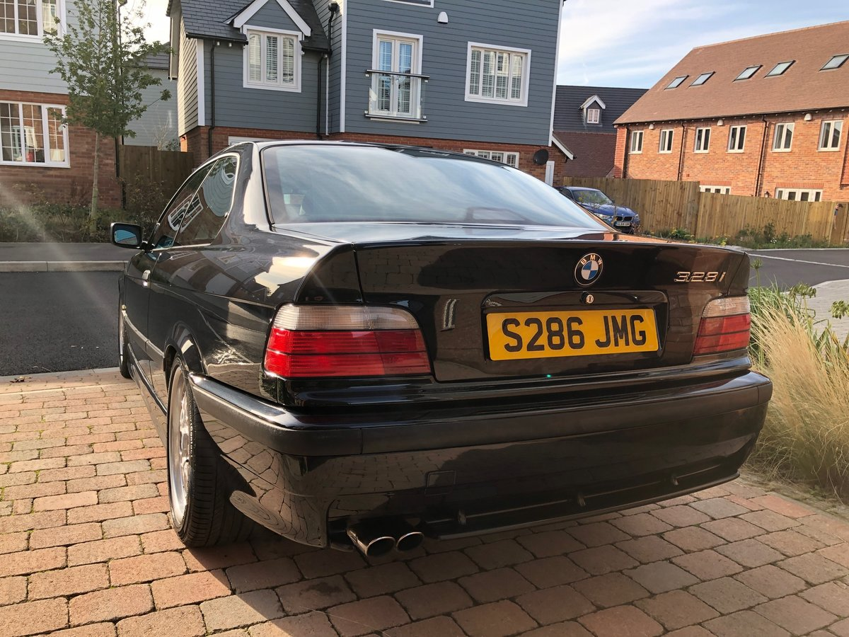 1998 BMW E36 328i Sport For Sale (picture 3 of 6)