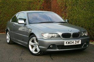 2004 BMW 325 Ci Coupe Manual SOLD
