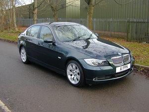 2006 BMW 325 SE (E90) Rare Colour Combo - Low miles - Exceptional For Sale