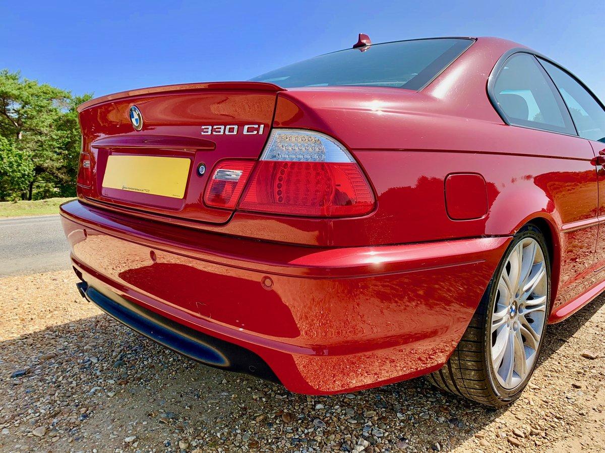 2004 BMW e46 330ci Msport. low mileage SOLD (picture 2 of 6)