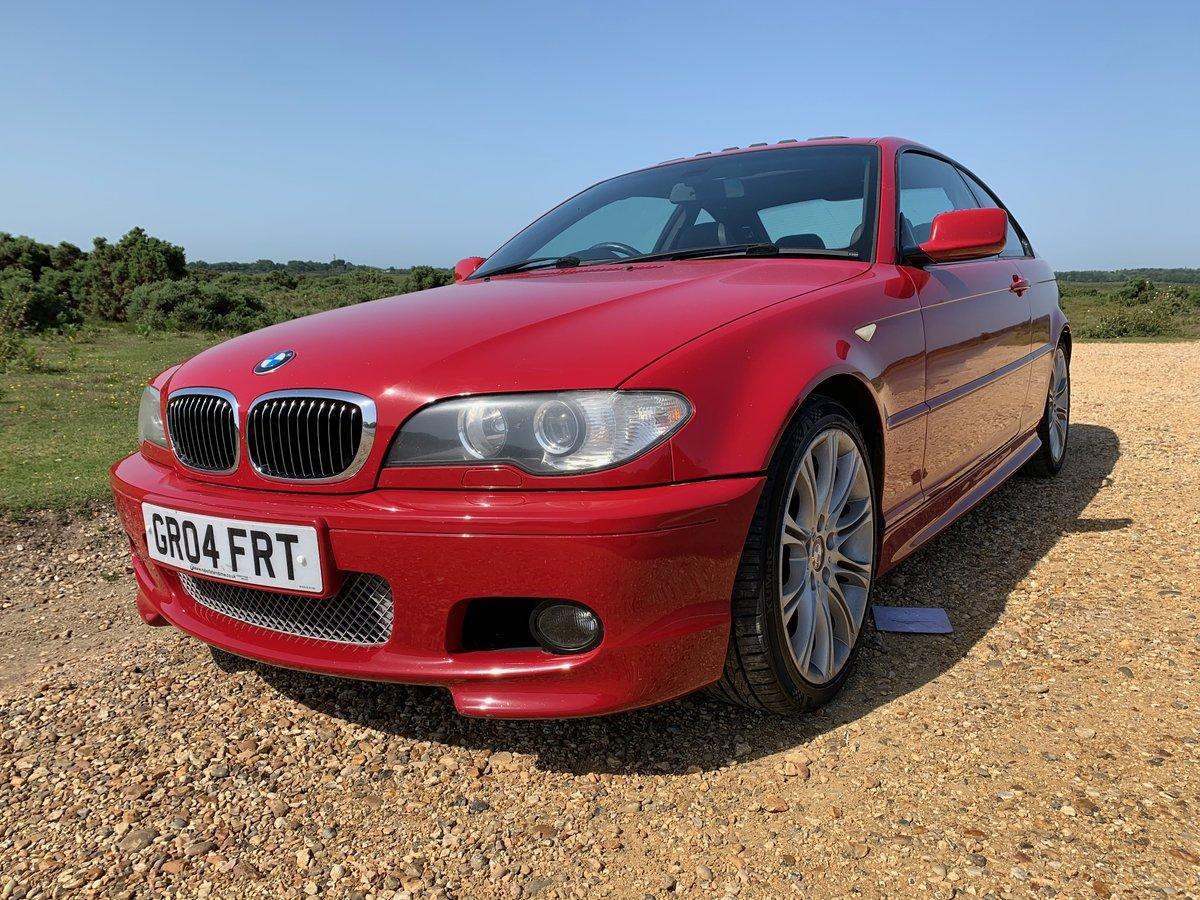 2004 BMW e46 330ci Msport. low mileage SOLD (picture 3 of 6)