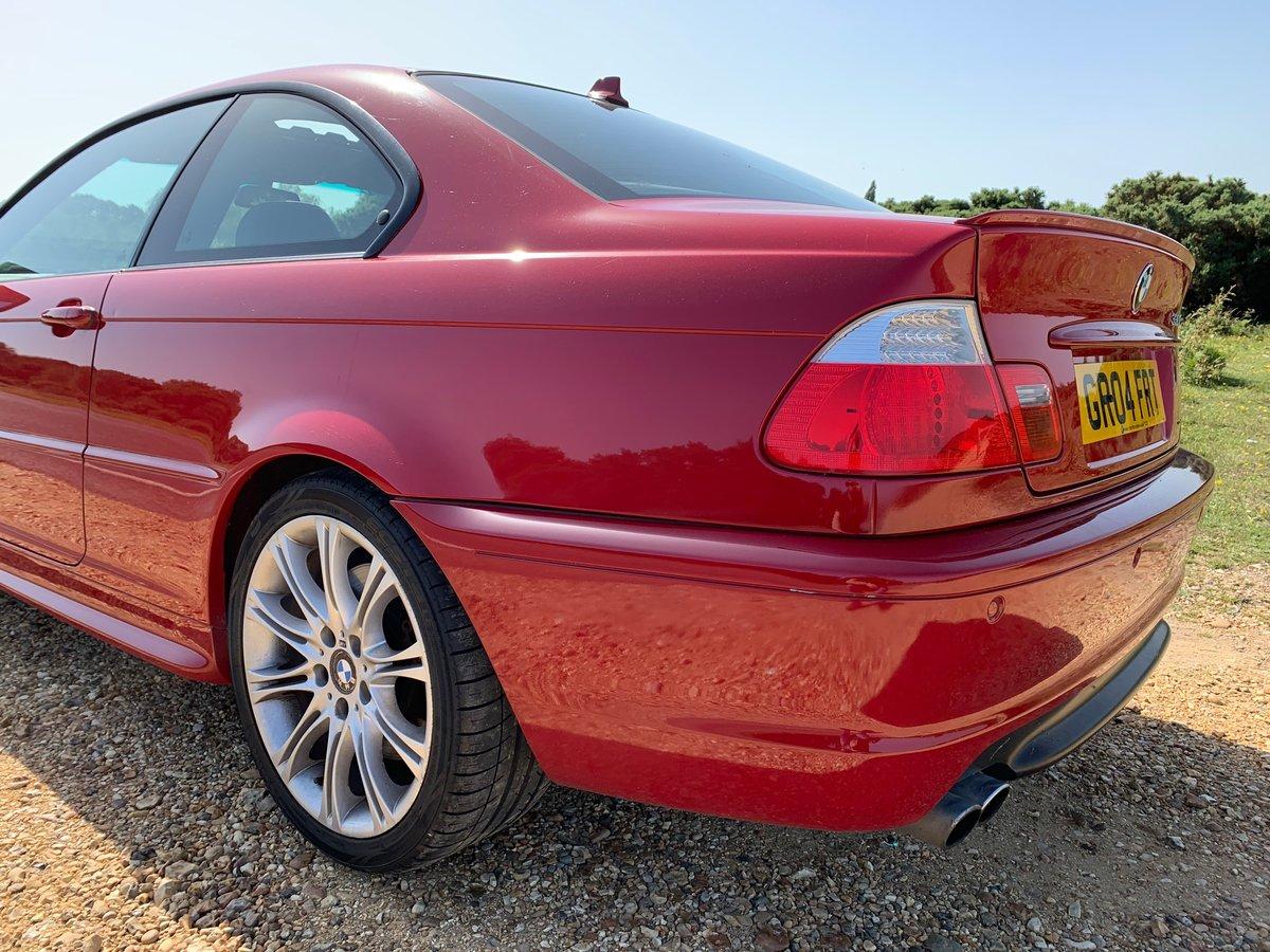 2004 BMW e46 330ci Msport. low mileage SOLD (picture 6 of 6)