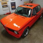 1976 BMW 2002 Coupe (E10) $8k spent resto Sunroof $16.9k