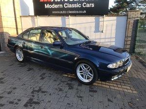 2001 BMW 728i E38, 54,000 Miles  SOLD