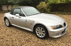1999 BMW Z3 2.0 Roadster For Sale by Auction