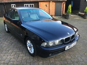 2002 BMW 525 Special Individual Edition For Sale by Auction