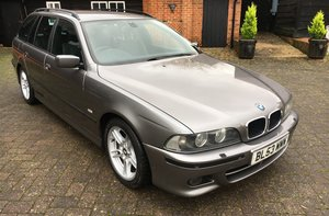 2003 BMW 525i Sport Touring auto For Sale by Auction