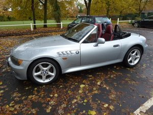 1998 BMW Z3 Convertible For Sale by Auction
