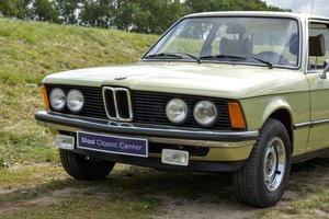 BMW E21 316 1978 – Very good condition – Revised Engine