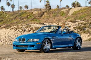 2002 BMW Z3 M Roadster