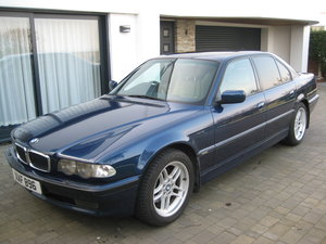 1999 BMW 740i Individual Full Specification Mtec E38  For Sale
