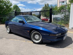 1991 BMW 850 Coupe For Sale