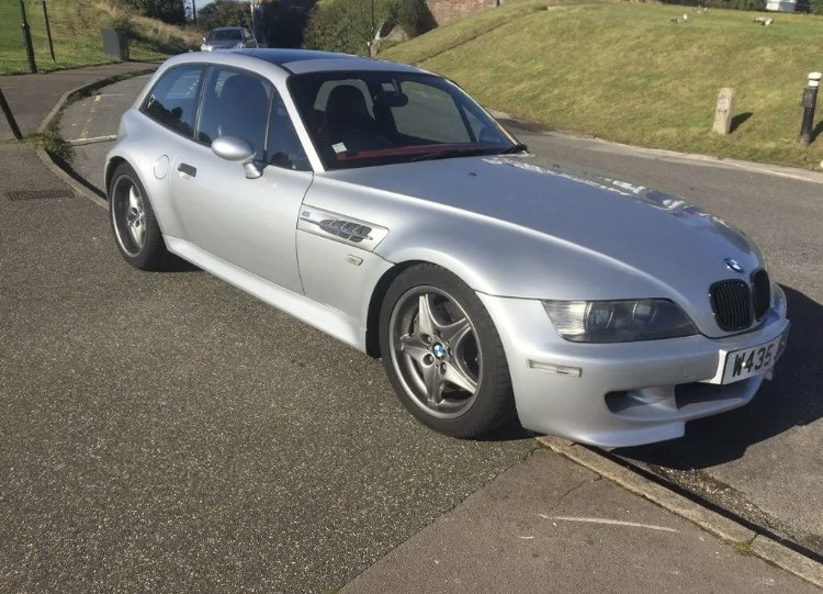 Bmw z3m coupe 2000 excellent condition For Sale (picture 1 of 4)