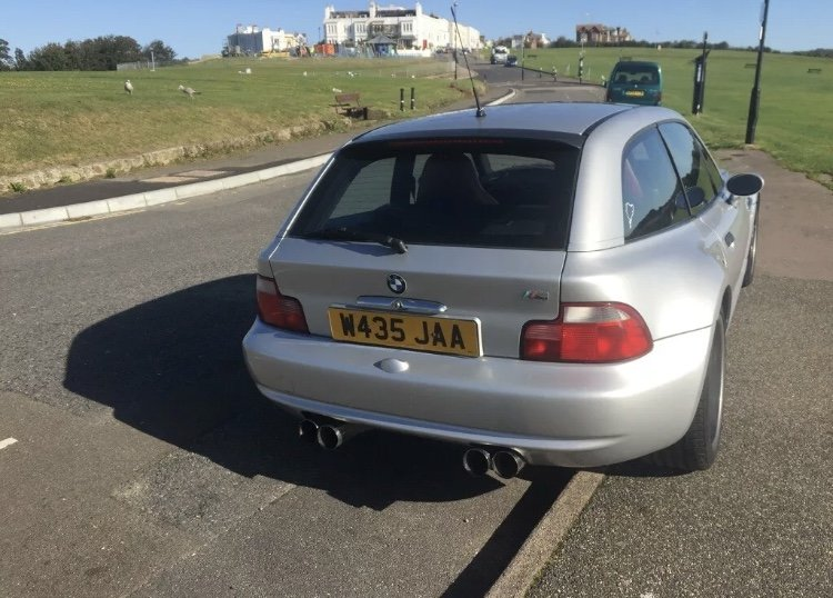 Bmw z3m coupe 2000 excellent condition For Sale (picture 2 of 4)