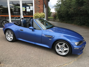 BMW Z3M 3.2 ROADSTER (Just 6,400 miles from new)