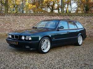 1995 BMW M5 3.8 E34 Touring manual 6-speed German car, only 209 m For Sale