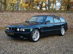 1995 BMW M5 3.8 E34 Touring manual 6-speed German car, only 209 m