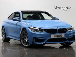 2016 16 66 BMW M4 COMPETITION PACK DCT AUTO