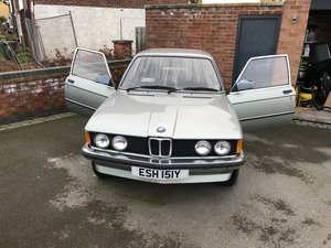 1982 BMW E21 320 For Sale