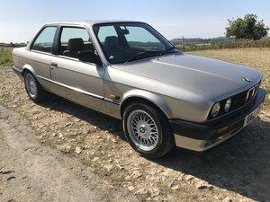 "1990 BMW E30 ""coupe"" 74k miles -Super condition For Sale"