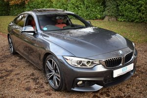 2016 BMW 440i M Sport Gran Coupe Automatic 5-door