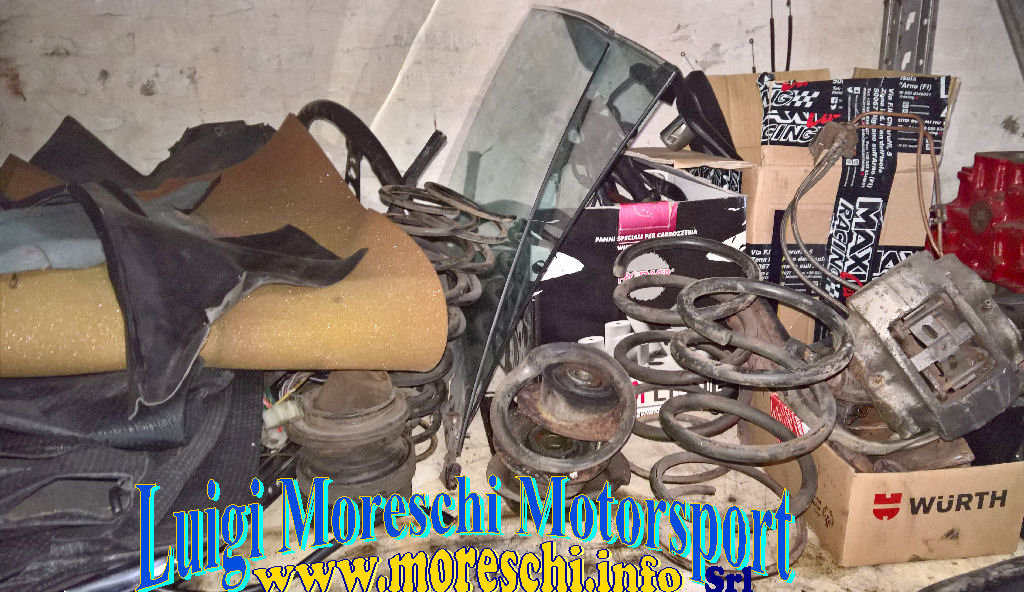 1972 BMW 3.0 csl E9 Spare parts For Sale (picture 5 of 6)