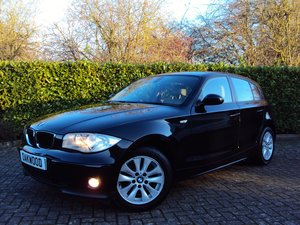 A STUNNING Low Mileage BMW 118i 2.0 SE Automatic - FBMWSH!!