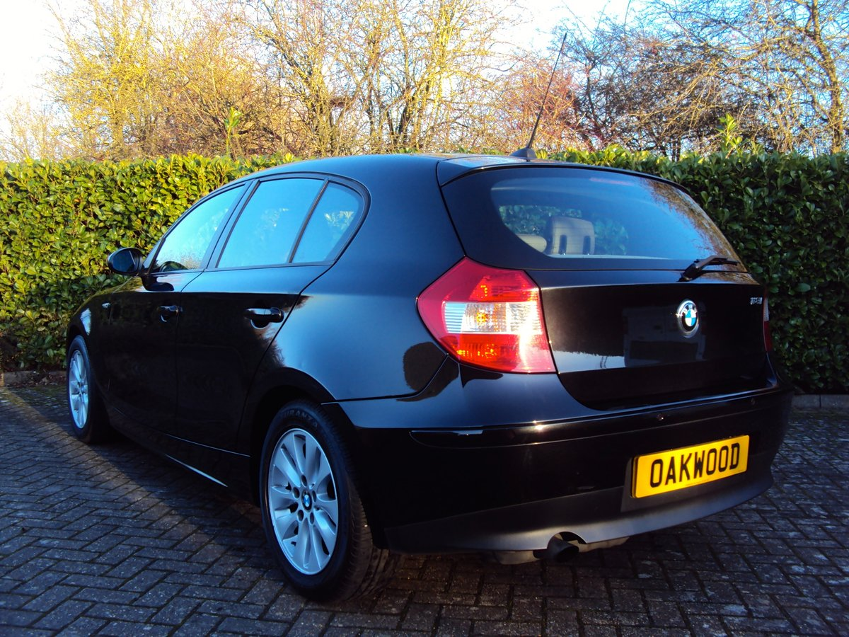 2006 A STUNNING Low Mileage BMW 118i 2.0 SE Automatic - FBMWSH!! For Sale (picture 3 of 6)