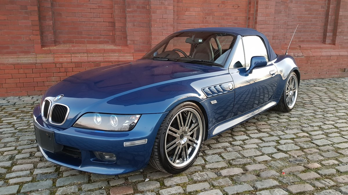 2000 BMW Z3 IMPORTED ROADSTER CONVERTIBLE 2.0 AUTOMATIC *  For Sale (picture 1 of 6)