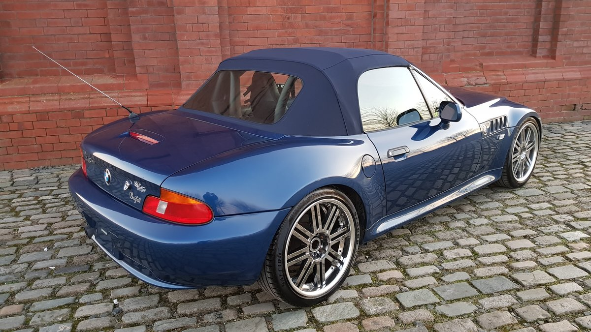 2000 BMW Z3 IMPORTED ROADSTER CONVERTIBLE 2.0 AUTOMATIC *  For Sale (picture 2 of 6)