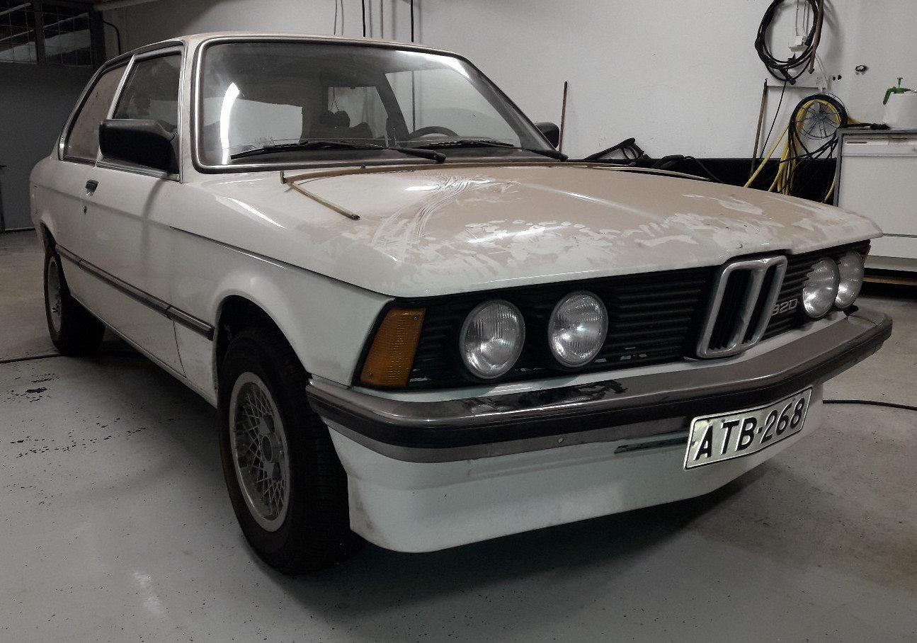 1980 BMW 320 / 6 E21  2.7 Stroker restomod For Sale (picture 1 of 6)
