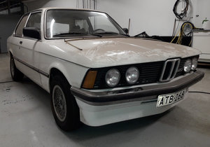 1980 BMW 320 / 6 E21  2.7 Stroker restomod