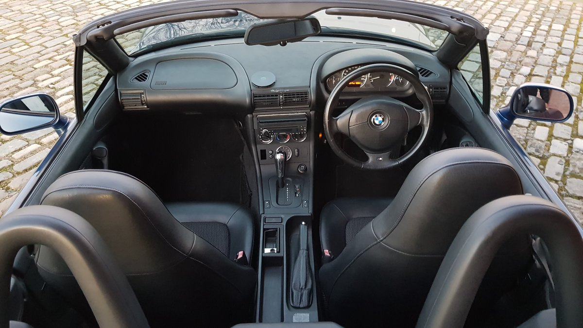2000 BMW Z3 IMPORTED ROADSTER CONVERTIBLE 2.0 AUTOMATIC *  For Sale (picture 4 of 6)