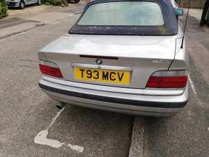 1999 BMW E36 Convertible For Sale