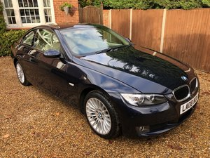 2008 Bmw 320i se coupe auto  **only 3k miles** For Sale