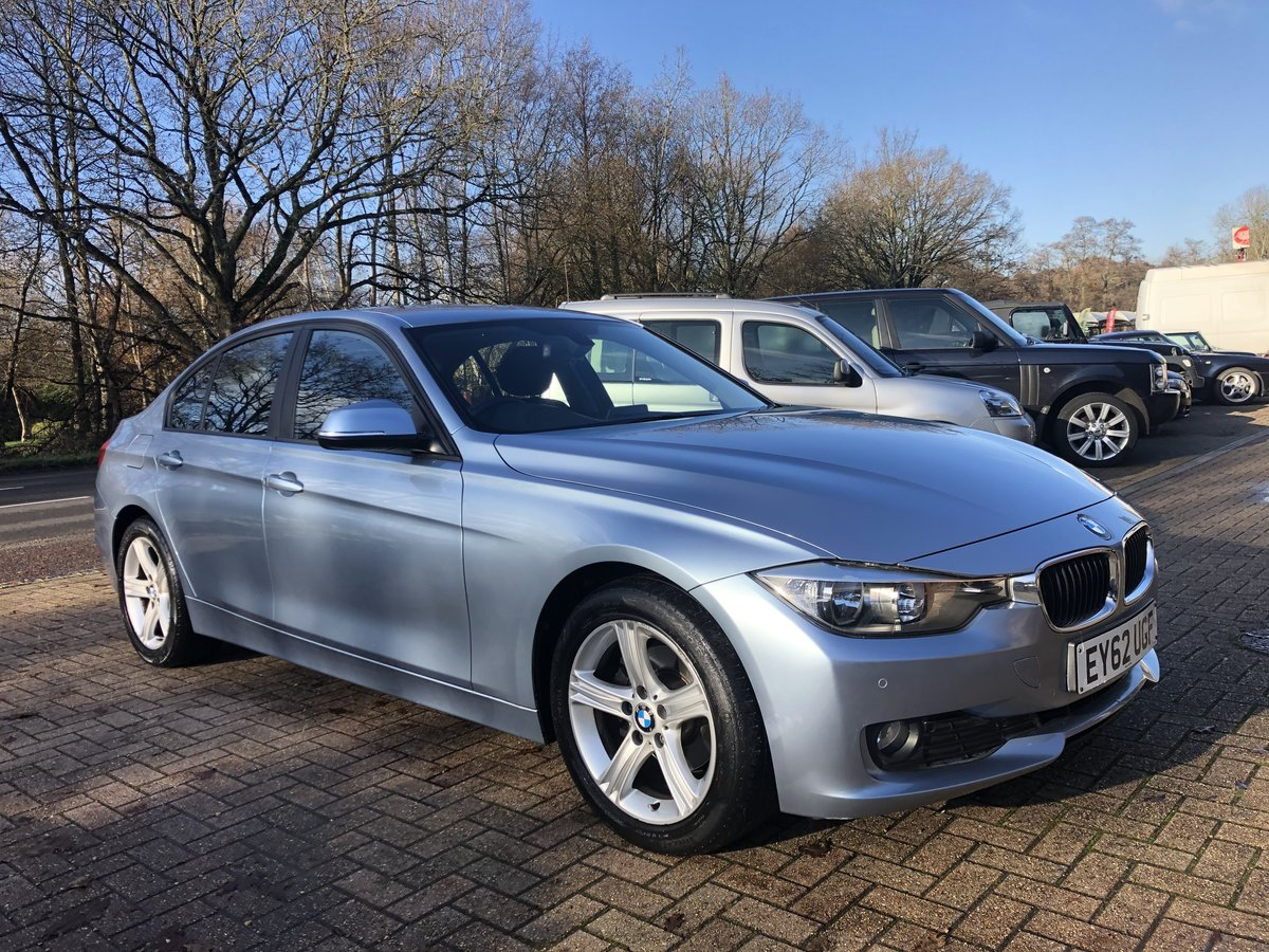 2013 (62) BMW 316i SE Automatic | 31,850 miles For Sale (picture 1 of 6)
