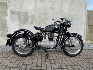 BMW r27 frame up restoration