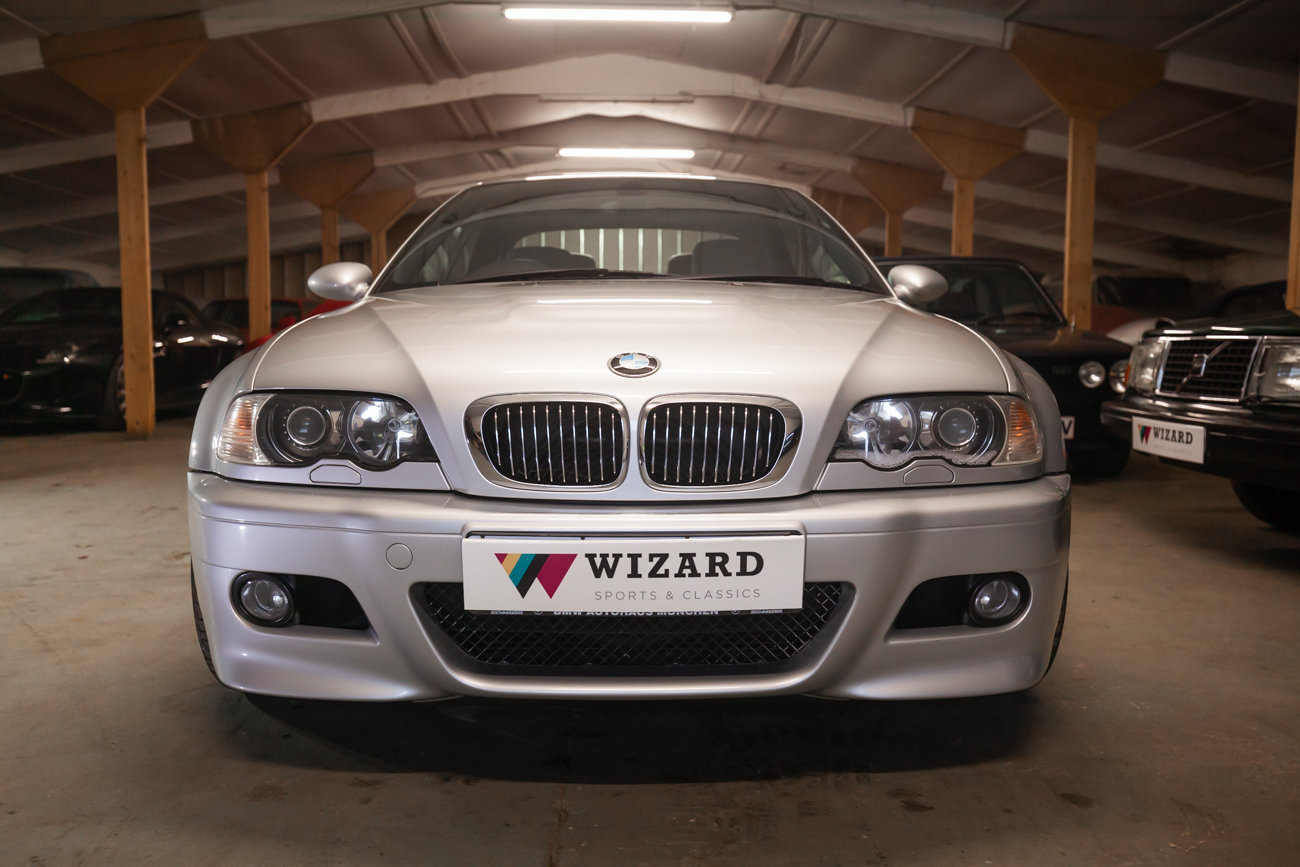 2001 BMW E46 M3 Convertible MANUAL  For Sale (picture 2 of 21)