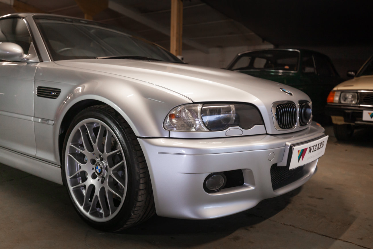 2001 BMW E46 M3 Convertible MANUAL  For Sale (picture 3 of 21)