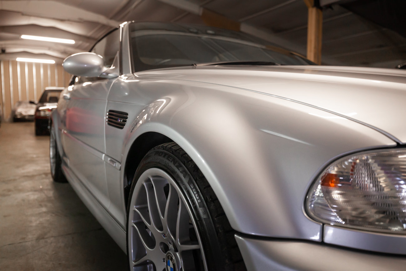 2001 BMW E46 M3 Convertible MANUAL  For Sale (picture 4 of 21)