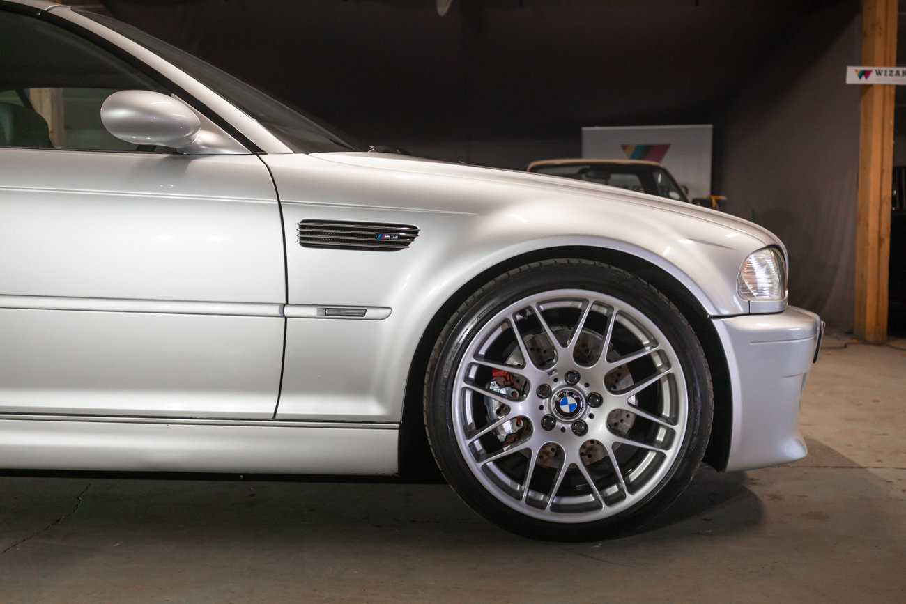 2001 BMW E46 M3 Convertible MANUAL  SOLD (picture 5 of 21)